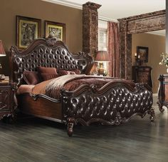 Versailles California King Bed 21114CK