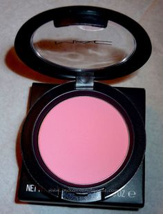 MAC's Pink Swoon Blush is a classic! Looks good on everyone!
