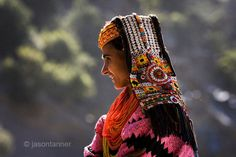 hindu kush Hindu Kush, Pakistan, Hair Styles, Beauty, Dresses, Blue, Hair Plait Styles, Vestidos, Hair Makeup