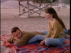 3.06 Castles in the Sand - 3x06-00401 - Beverly Hills, 90210 screen caps