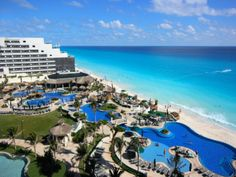 Cancun JW Marriott-Where we stayed.would love to go back someday! Hawaii Resorts, Cancun Resorts, Vacation Resorts, Beach Resorts, Dream Vacations, Vacation Spots, Vacation Ideas, Dream Trips, Vacation Destinations