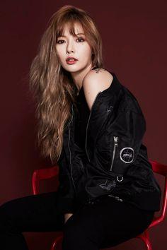 Hyuna - CLRIDE.n (F/W '16)