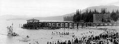 Vancouver History: English Bay Pier