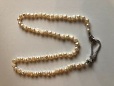 peach ivory potato pearl necklace with snake clasp classic – Precious as a Pearl Online Gift Cards, Freshwater Pearl Necklaces, Gift Vouchers, Silk Thread, Potato, Snake, Peach, Ivory, Elegant