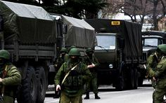 China Joins Russia In Support For Ukraine Military Action - what next?
