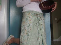 sew a straight line: The Domesticated Skirt