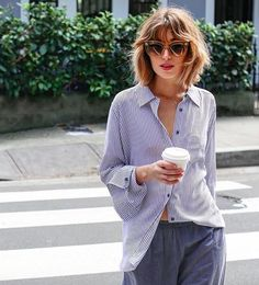 The 1 Sunglass Shape That Will Make All Your Summer Outfits More Fun