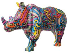 Wild Rhinos Art Competition