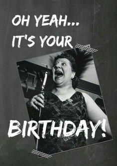 first birthday idea Happy Birthday Qoutes, Happy Birthday Baby, Happy Birthday Greetings, Funny Birthday Cards, Birthday Pictures, Birthday Images, Happy Birthday Illustration, Karten Diy, Happy B Day