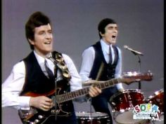 "The Dave Clark Five ""Catch Us If You Can"" on The Ed Sullivan Show"