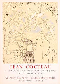 villefranche sur mer jean cocteau - Google Search