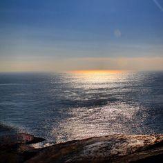 San Pedro/Ocean breeze/Winter in California