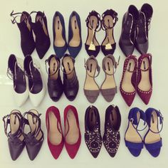 Higher the heel, the better we feel!