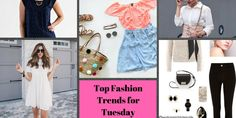 Great Top Spring Fashion for Tuesday #fashion #ootd #fbloggers