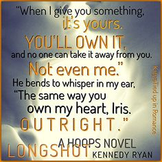 Blog Tour   Review   Excerpt: Long Shot by Kennedy Ryan Long Shot, What Is Like, Book Quotes, Novels, Romance, Tours, Reading, Nba, Blog