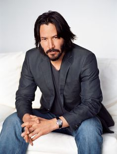 Keanu for a Playboy magazine interview....he just gets better