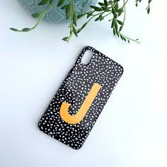 Reverse Dalmatian Mustard Personalised Phone Case - Samsung S10