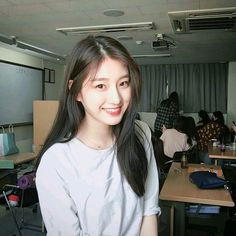 Ulzzang Hair, Ulzzang Korean Girl, Cute Korean Girl, Korean Beauty Girls, Asian Beauty, Korean Aesthetic, Aesthetic Girl, Ulzzang Girl Fashion, Korean Photoshoot