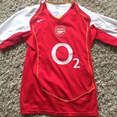 bff37ceb8 Men s Nike Arsenal soccer jersey size S Henry This is an authentic men s  Nike Soccer jersey size small. Thierry Henry number 14 when he played for  the ...