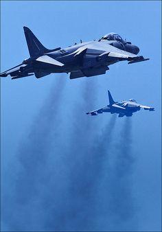 Harrier AV8b