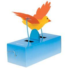 Mechanical Bird | Crafts | Spoonful