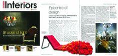 "VILLARI for the magazine ""Interiors"" in april 2012"