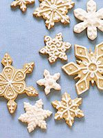 White Christmas: Festive Holiday Cookies
