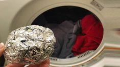 Legg aluminiumsfolie i vaskemaskinen – Du vil bli overrasket over hva som skjer!
