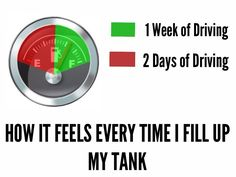 How It feel every time I fill up my tank http://ift.tt/2fqN9nY