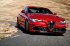 2017 Alfa Romeo Giorgio US Spec