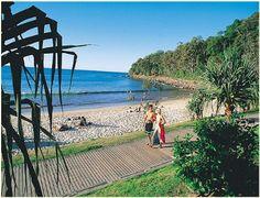 Noosa Beach - Sunshine Coast - Australia http://www.noosafoodandwine.com.au/