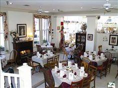 English Rose Tearoom, Tennessee