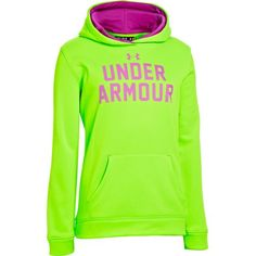 Under Armour® Girls' Battle Hoodie