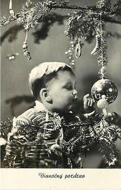 Vintage Christmas in Wales