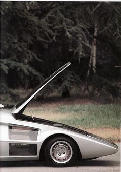 Lancia Stratos, by Martyn Gorddard