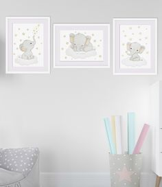 Print set for a baby's room that presents my original watercolor artworks. You will find in my shop many other baby's room decorations. Elephant wall art | Elephant nursery wall art | Nursery wall decor | Nursery wall decor girl | Baby room decor | Elephant nursery print | Elephant nursery art | Elephant nursery decor | Baby wall art | Baby room print | Nursery wall art girl | #BabyGirlNurseryDecor #ElephantNurseryPrint #ElephantNurseryWallArt #WatercolorNurseryArt #NurseryPrintSet… Elephant Nursery Wall Decor, Baby Room Wall Art, Elephant Wall Art, Baby Girl Nursery Decor, Nursery Prints, Room Decorations, Art Girl, Presents, Elephant Pictures
