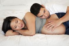 You might need pelvic rest during pregnancy, meaning no sexual activity. Learn a few reasons you may be told to restrict sex during pregnancy. Pregnancy Period, Pregnancy Test, Pregnancy Photos, Pregnancy Positions, Pregnant Couple, Women, Mang Thai, Couple Bed, Conception