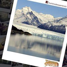 """Você gosta de temperaturas mais baixas? Que tal visitar o Glaciar Perito Moreno, geleira na Argentina? O nosso pacote """"El Calafate City Pack"""", de três dias, é ideal para quem quer vivenciar experiências únicas em uma clima frio.  #turismo #viagem #aventura #turismodeexperiência #tourism #travel #adventure #geleiras #GlaciarPeritoMoreno #argentina http://tipsrazzi.com/ipost/1510387006269336046/?code=BT1-PrWDKnu"""
