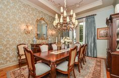 27703 Charter Lake Ln Katy, TX 77494: Photo Formal Dinning room Formal Dinning Room, Cinco Ranch, Full Bath, Table Settings, Bed, Home Decor, Dining Room, Decoration Home, Stream Bed
