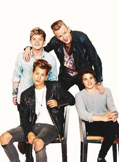 THEY ARE MY BOYS ❤️ Meet The Vamps, Brad The Vamps, Bradley Simpson, Somebody To You, Will Simpson, New Hope Club, Scott Mccall, Beautiful Voice, Good Looking Men