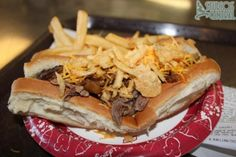 Pot Roast Sandwich at Studio Catering Company