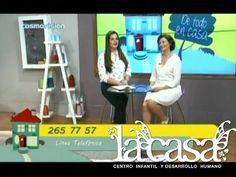 LaCasa | El ángel de la guarda 1/2 - De Todo En Casa (Cosmovisión)  Entrevista a: Olga Lucía Granada G. (LaCasa - Centro Infantil y Desarrollo Humano) Programa: De Todo En Casa (Cosmovisión) Presentadora: Lina Mantilla Fecha de emisión: 28 de enero de 2015 Medellín, Colombia  www.LaCasa.edu.co