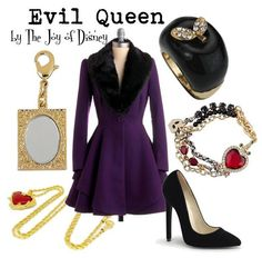 Evil Queen from the Disney movie Snow White
