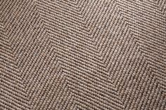 This pattern with centuries of tradition behind it goes by the name of HERRINGBONE. The woven new wool carpet gives rooms structure and direction. Custom colour for volumes larger than 200 Wall Carpet, Carpet Stairs, Wood Stairs, Carpet Runner, Stairways, Herringbone, Wool Rug, Flooring, Rugs