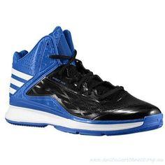 NEW ADIDAS TRANSCEND Baskeball Black Blue MENS 12.5 NWT #adidas #Basketball