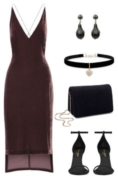 Designer Clothes, Shoes & Bags for Women Night Outfits, Mode Outfits, Classy Outfits, Trendy Outfits, Fashion Outfits, Womens Fashion, Beach Outfits, Dion Lee, Polyvore Outfits