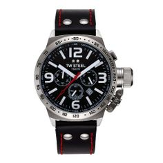 TW Steel Canteen Style TW-11 - Reloj de caballero de cuarzo, correa de oro color negro de TW Steel, http://www.amazon.es/dp/B000P29BMQ/ref=cm_sw_r_pi_dp_ZWQ-qb1B5QQ19