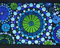 glass mosaic ideas - Google Search