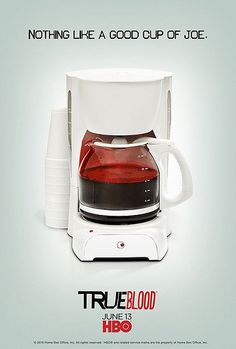 True blood: Conoce 30 diseños de posters para series de TV: http://blog.luismaram.com/2013/04/30/30-disenos-para-posters-de-series-de-tv/