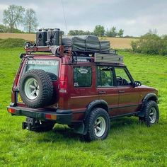 Land Rover Discovery 2, Monster Trucks, Vehicles, Land Rovers, Instagram, Kit, Car, Vehicle, Tools